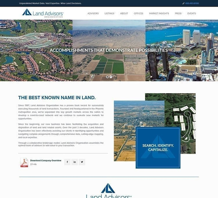 Land Advisors